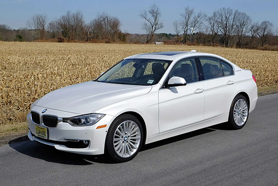 2013 BMW ActiveHybrid 3 (photo by Dan Lyons) / copyright: Dan Lyons - 2013