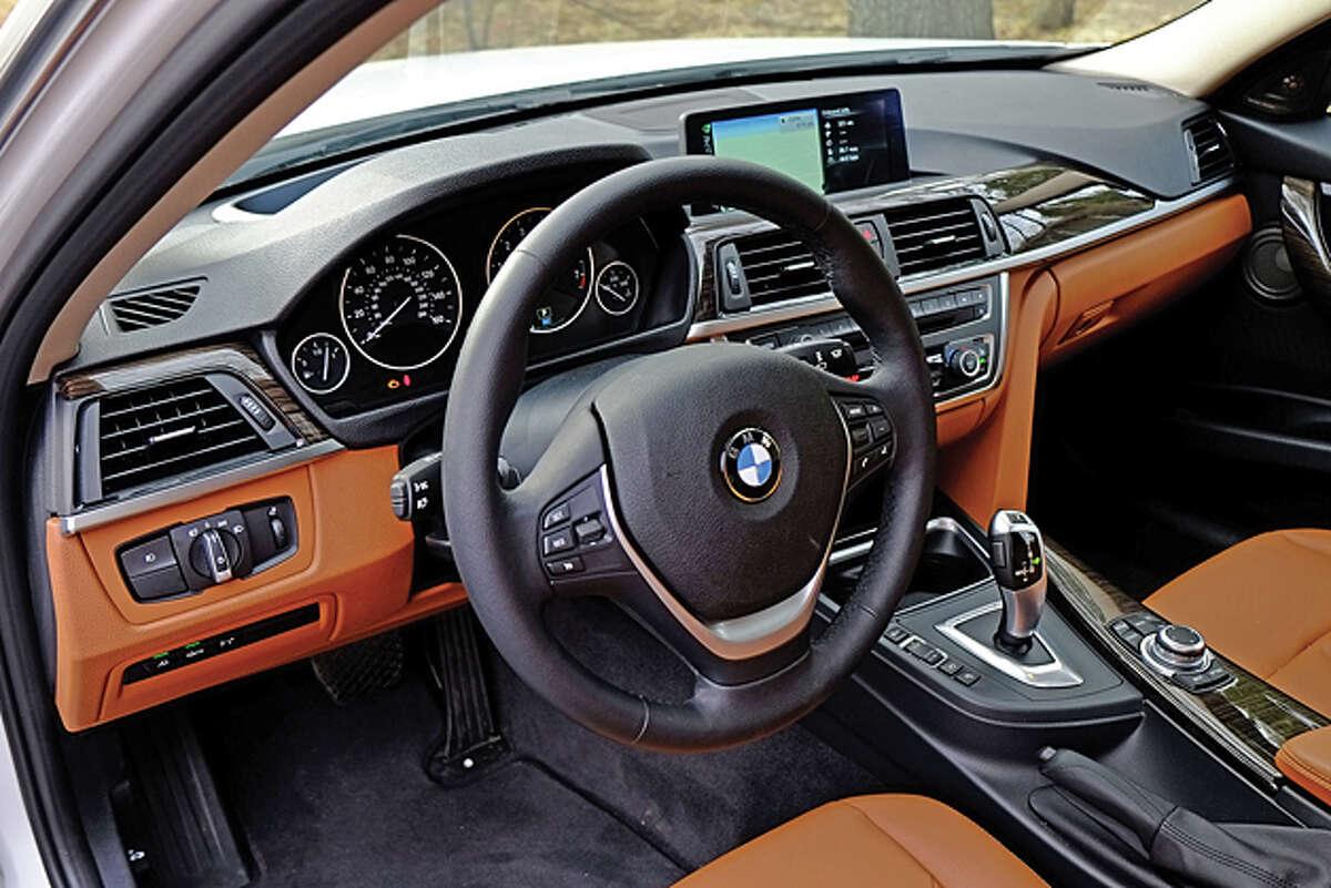 2013 BMW ActiveHybrid 3 (photo by Dan Lyons