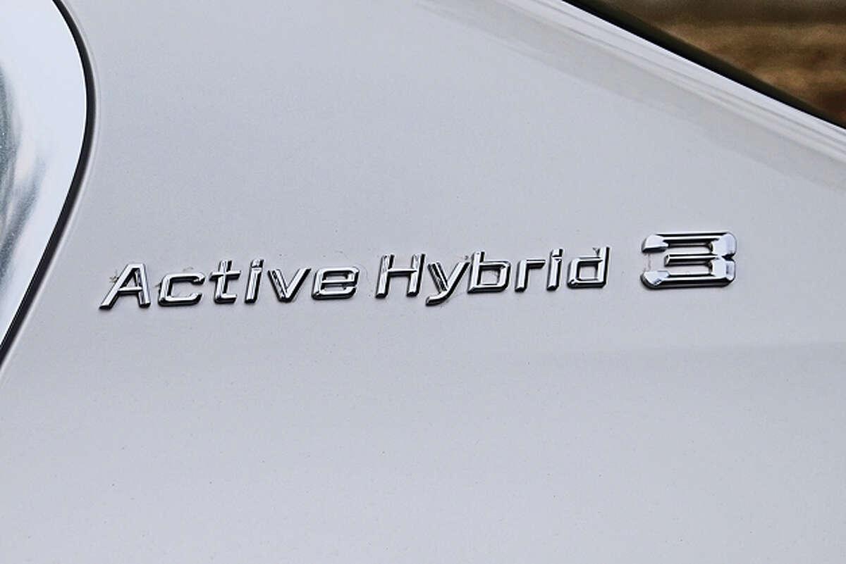 2013 BMW ActiveHybrid 3 (photo by Dan Lyons)