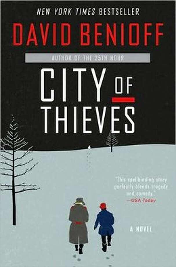 """City of Thieves"" by David Benioff Photo: Xx"