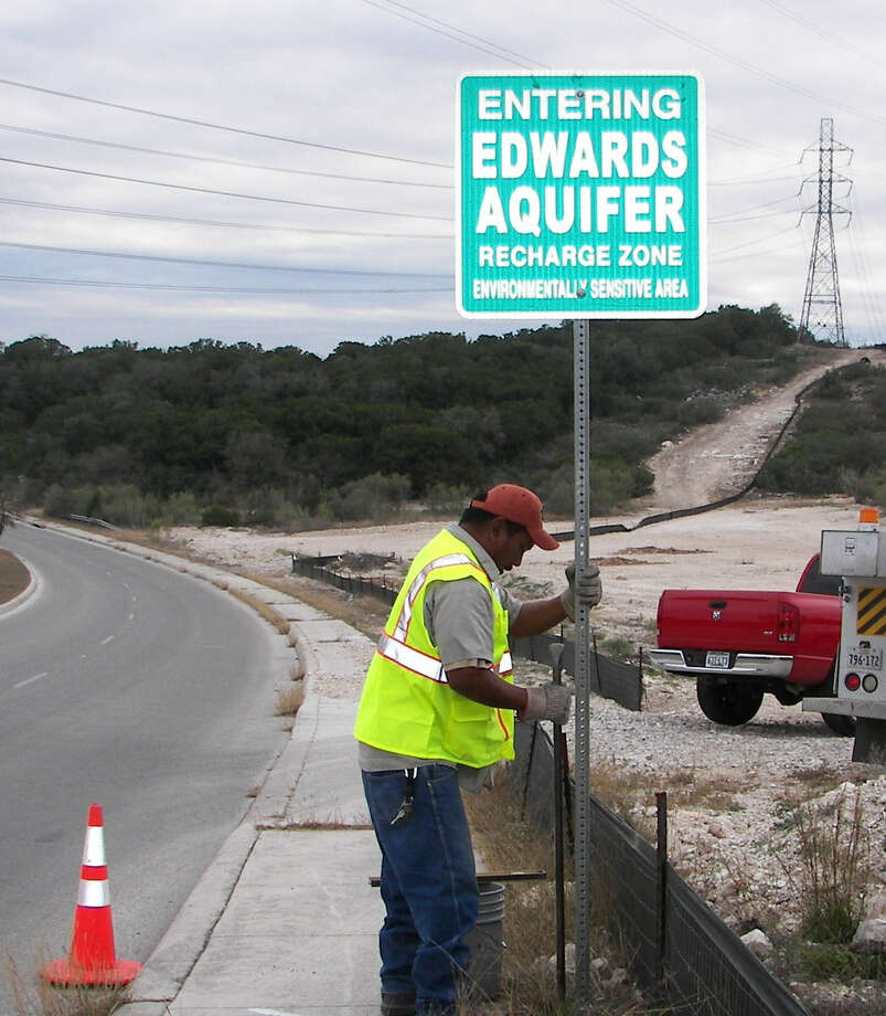 Officials in the Edwards Aquifer region are making progress protecting water quantity, but not water quality. Photo: Courtesy Photo