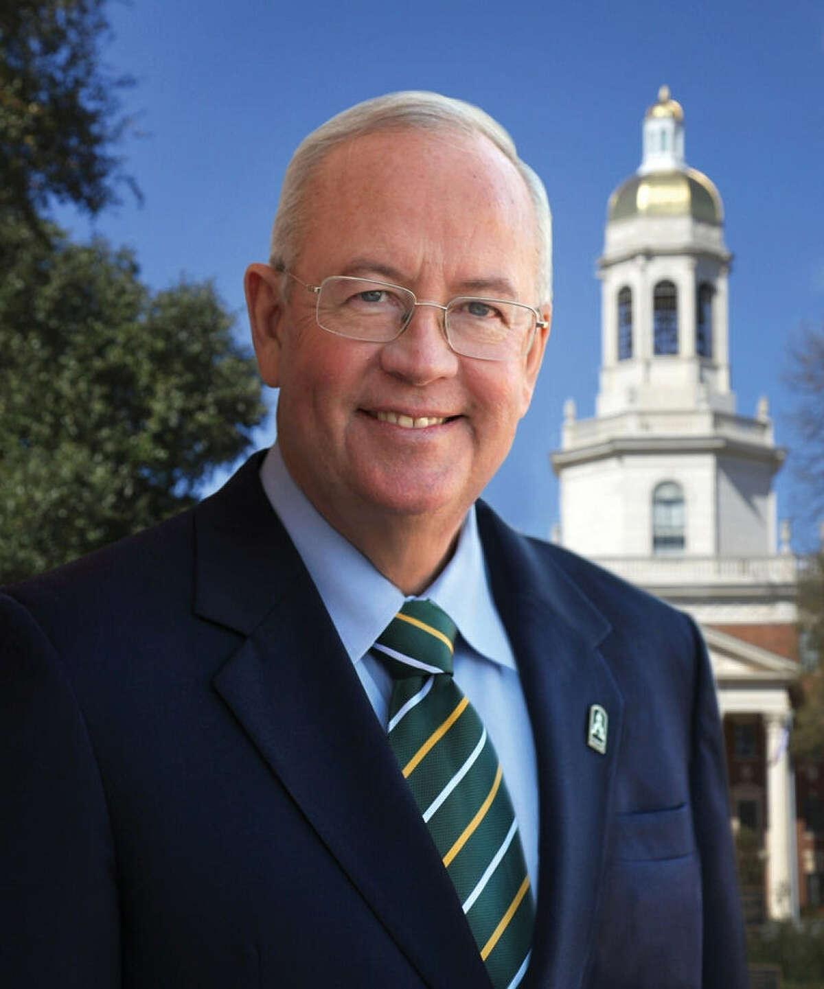 Kenneth Starr is president of Baylor University.