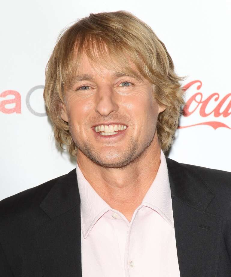 Owen Wilson arrives at the CinemaCon 2013 Big Screen Achievement Awards held at Caesars Palace during CinemaCon, the official convention of the National Association of Theatre Owners on April 18, 2013 in Las Vegas, Nevada.