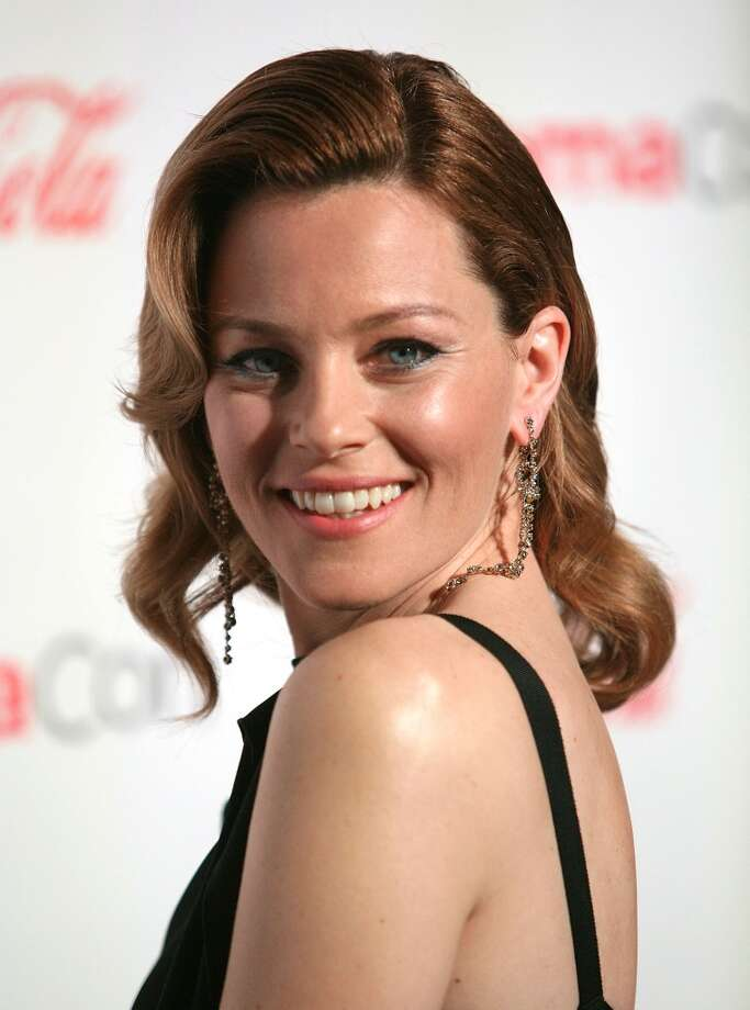 Actress Elizabeth Banks, recipient of the Award of Excellence in Acting award, attends the CinemaCon 2013 Final Night Awards at Caesars Palace during CinemaCon, the official convention of the National Association of Theatre Owners on April 18, 2013 in Las Vegas, Nevada.