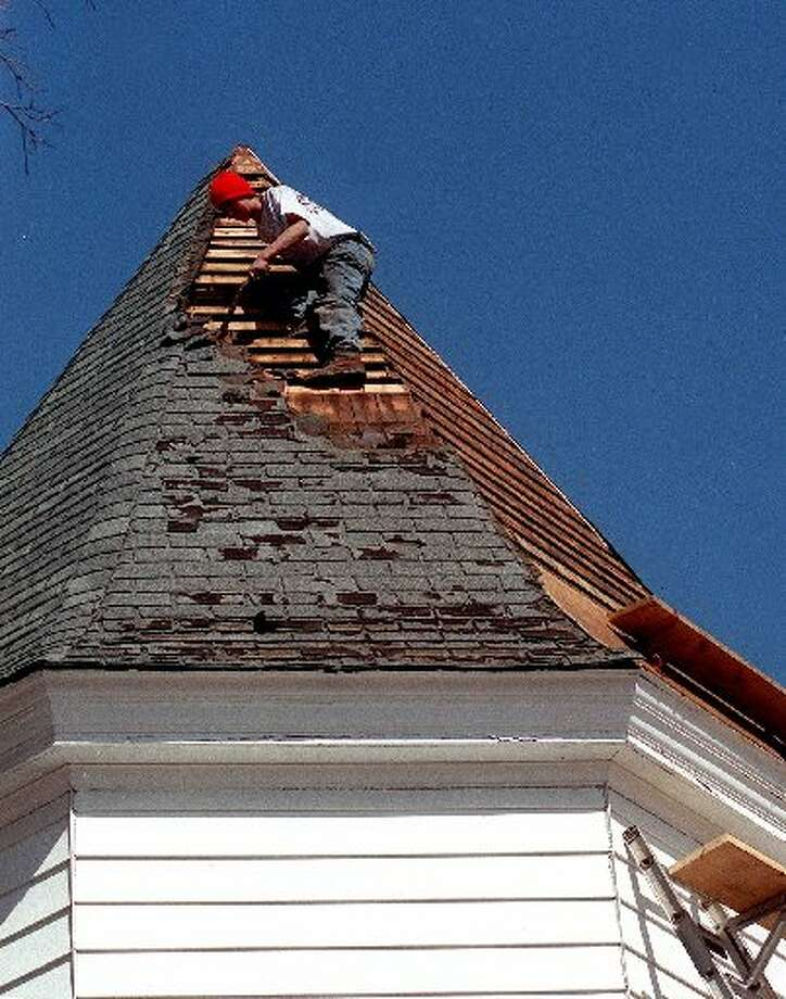 A new roof topped most improvement lists in America, as homeowners spent $43.7 billion keeping them over their heads between 2009 and 2011.