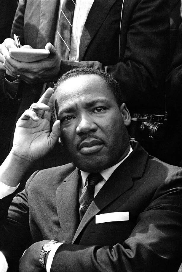 """Injustice anywhere is a threat to justice everywhere,"" the Rev. Martin Luther King Jr. wrote in a jail cell in 1963."