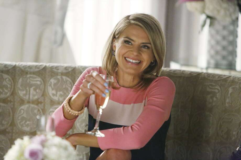 "In what might end up serving as the series finale for the wacky sitcom ""Happy Endings,"" Jane (Eliza Coupe) is tasked with planning her older sister's wedding. The one-hour season finale airs at 7 p.m. Friday on ABC. Photo: Jordin Althaus, ABC"