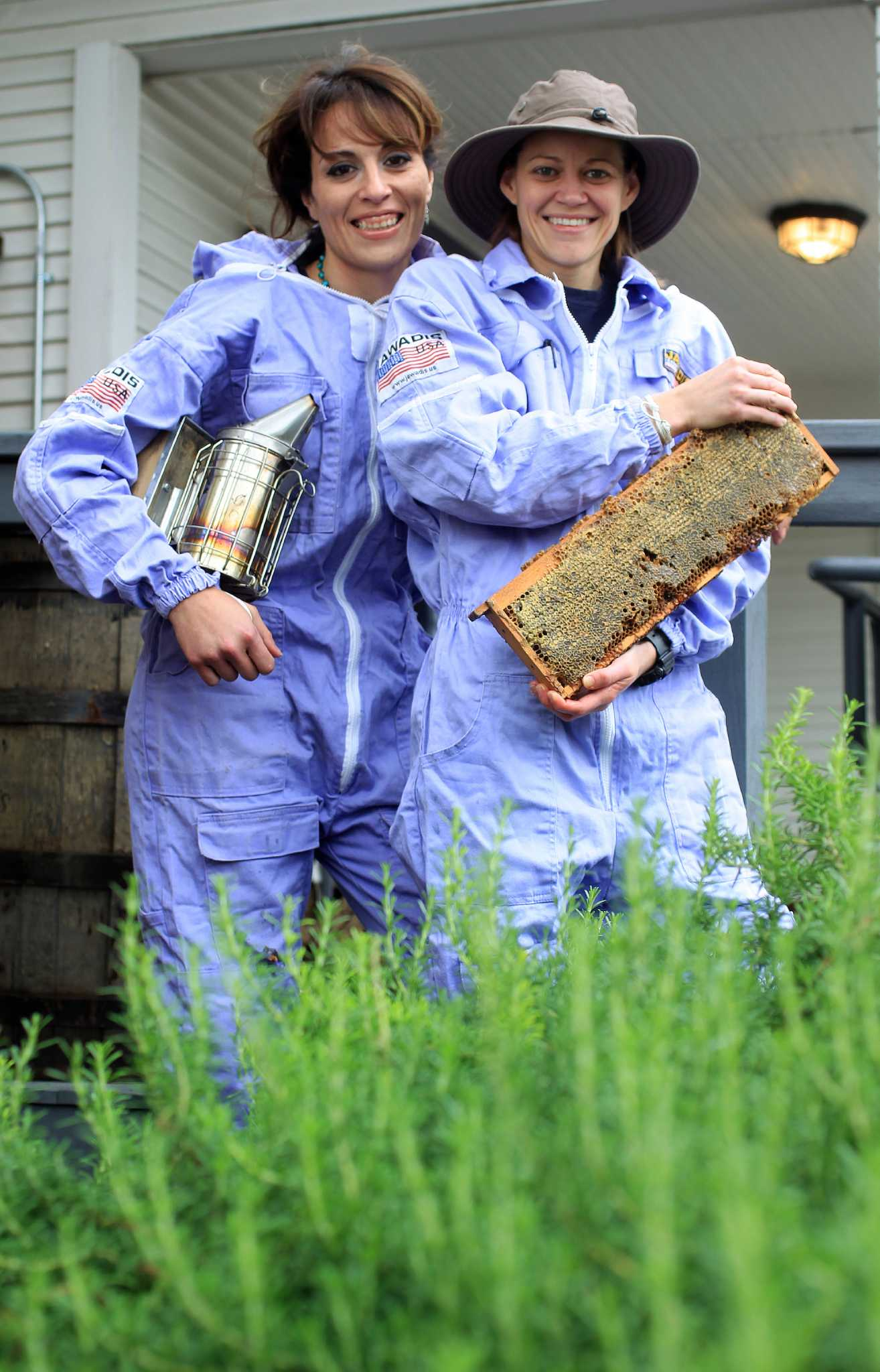 The buzz is all about honey in the Heights