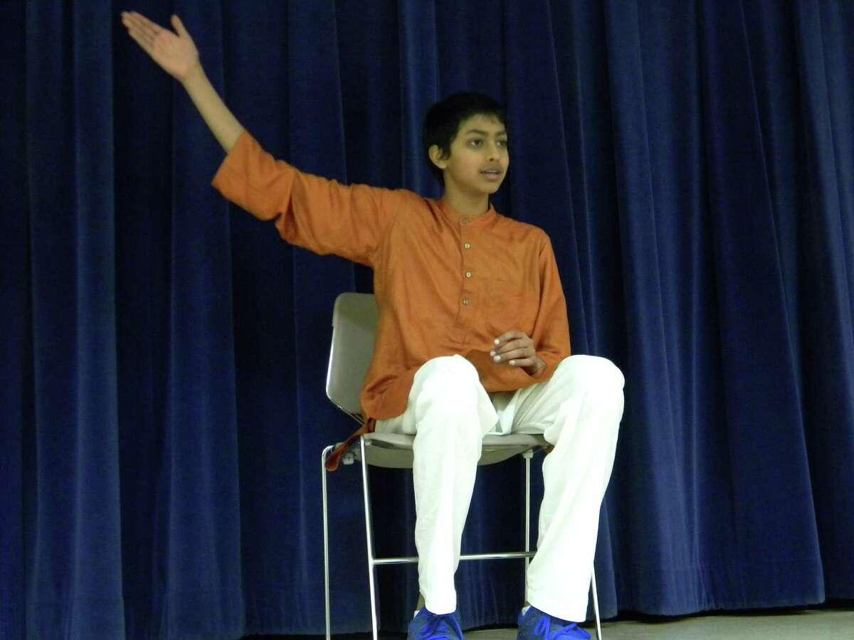 Kaylan Ramkumar (Courtesy Children at the Well)