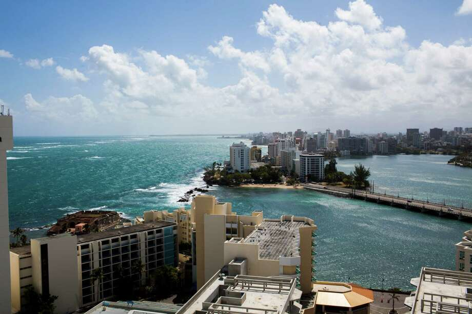The chic Condado neighborhood of San Juan, Puerto Rico, March 17, 2013. The island has created tax breaks for interest, dividends and capital gains in an effort to lure affluent American executives from the mainland. Photo: CHRISTOPHER GREGORY, New York Times / New York Times