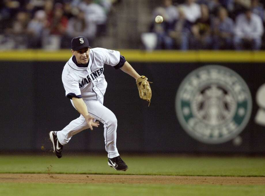 Second base: Bret Boone (2001-05)  He played 14 years in the big leagues, but his best seasons by far were his seven with the M\'s. He hit .331 in 2001, when Seattle won 116 games, and was a two-time All-Star and three-time Gold Glove winner. His cumulative batting average for the M\'s? .277.
