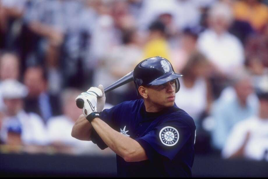 Shortstop: Alex Rodriguez (1994-2000)  Yeah, A-Rod is largely hated now in Seattle, but he\'s undoubtedly the best shortstop the M\'s have seen. Drafted with the first-overall pick in 1993, Rodriguez played seven years in Seattle and batted .309 during that time -- including .358 in 1996 when he won the batting title. Now with the Yankees, sorta, he\'s a 14-time All-Star and three-time A.L. MVP.