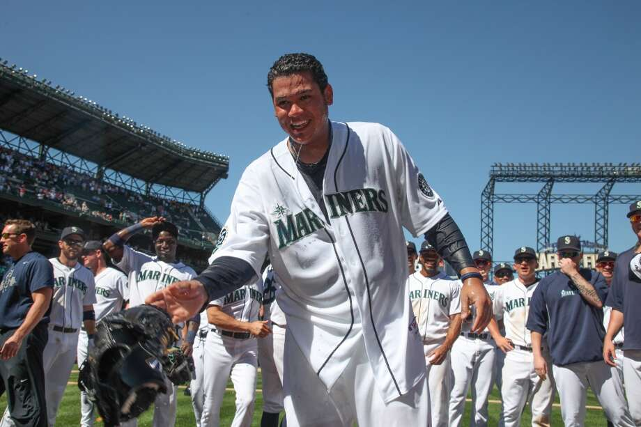 Starting pitcher: Felix Hernandez (2005-present)  He loves the Mariners, loves Seattle and Seattle loves him back. \'\'King Felix\'\' is certainly the most beloved current Mariner (and the only current player on this dream team) and continues to be one of the most spectacular pitchers in the game. He won the A.L. Cy Young in 2010, is a three-time All-Star and pitched the first perfect game in M\'s history on Aug. 15, 2012.