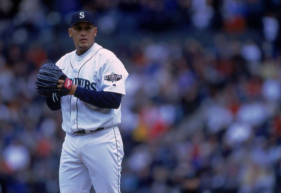 Starting pitcher: Freddy Garcia (1999-2004)One of the best pitchers in the league when he was with the Mariners, Garcia led the A.L. with a 3.05 ERA in 2001 and was third in Cy Young voting that year. He\'s a two-time All-Star and played six of his 14 pro seasons with Seattle, retiring as a Yankee at the end of 2012.