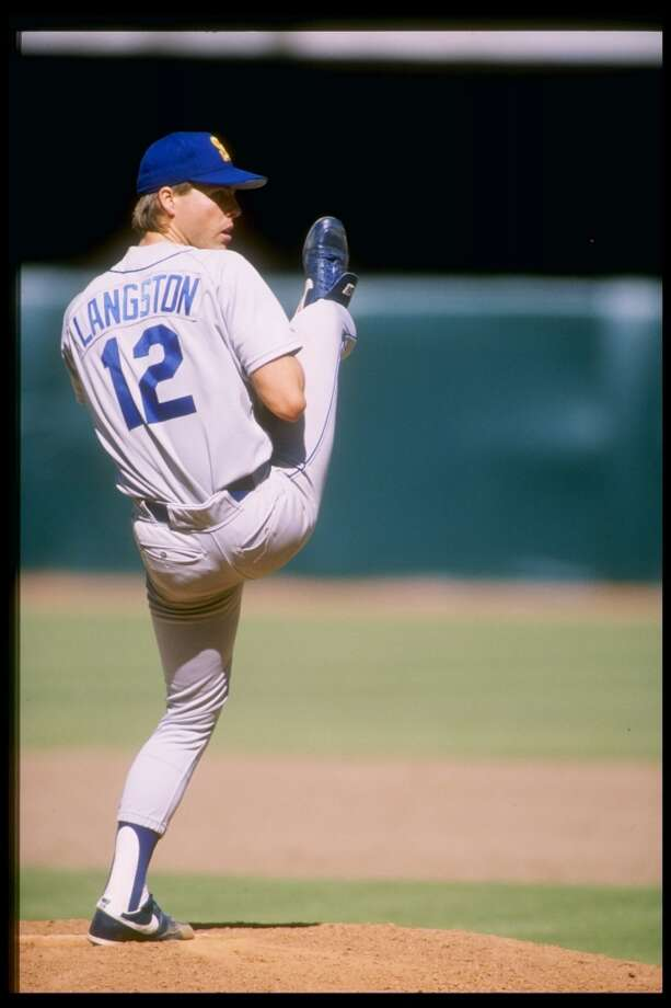 Starting pitcher: Mark Langston (1984-89)He\'s best known now as the guy the M\'s traded away for Randy Johnson, and for pitching against Seattle when the Mariners won their one-game playoff for the 1995 A.L. West title. A strikeout master, Langston played the first six years of his 16-year career with the M\'s, going 74-67 with a 4.01 ERA during his time in Seattle.