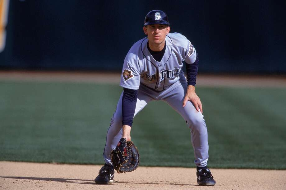 Bench: John Olerud (2000-04)  The Bellevue native and WSU Cougars star found a home for five years back in Seattle, and was an integral member of the 2000 through 2004 teams. Olerud batted a cumulative .285 during that time as the M\'s starting first baseman, and was an All-Star in 2001 when the M\'s hosted the All-Star Game at Safeco Field.