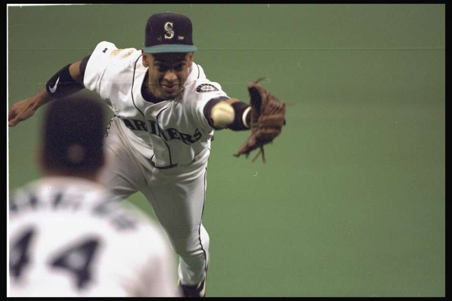 Bench: Joey Cora (1995-98)  Little Joey Cora was only in Seattle for four years but made a huge impact, batting .297, .291 and .300 in 1995 through \'97 as the Mariners became an A.L. West powerhouse. His only All-Star appearance during his 11-year MLB career came in 1997, when he hit 40 doubles and batted in 54 runs.