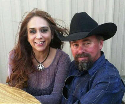 This 2012 photo provided by the Uptmor family shows Buck Uptmor and his wife Arcey. Buck Uptmor was killed in the West, Texas fertilizer plant explosion. The massive explosion Wednesday night killed as many as 15 people and injured more than 160. (AP Photo/Uptmor Family) Photo: Associated Press / Uptmor Family
