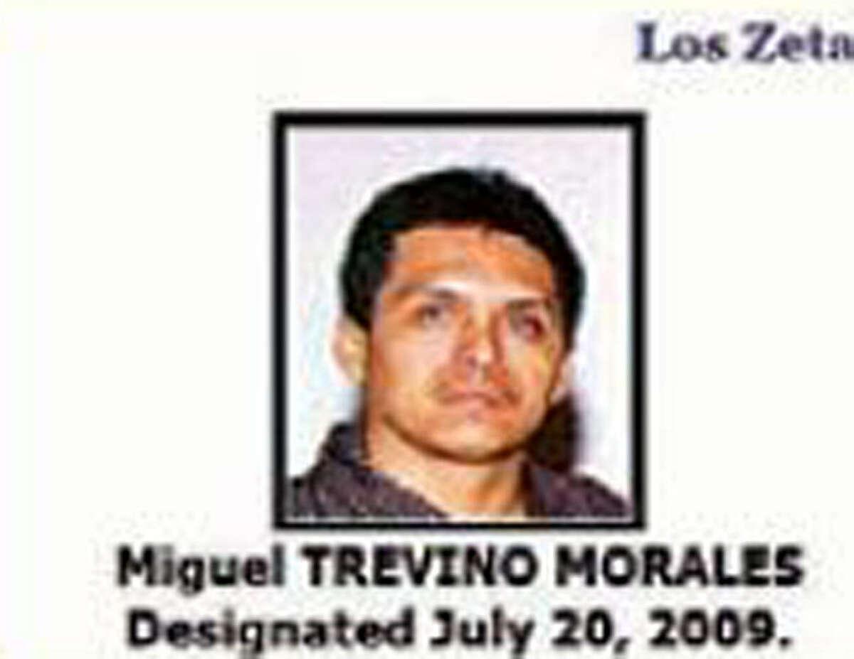 Miguel Treviño Morales