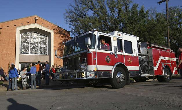 Photo: Kin Man Hui / San Antonio Express-News