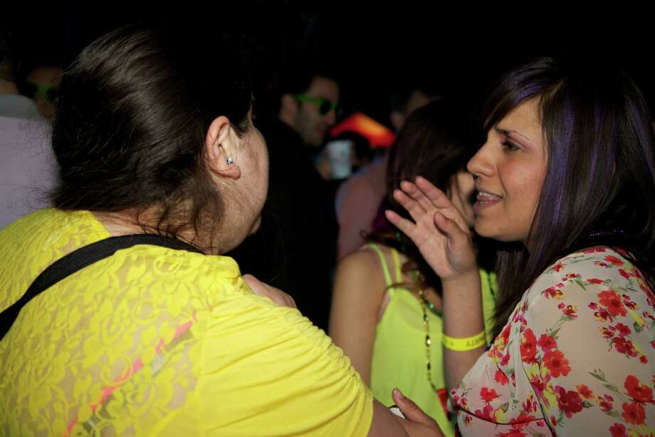 San Antonians enjoyed a great time at the Webb Party. Photo: Xelina Flores-Chasnoff, MySA.com