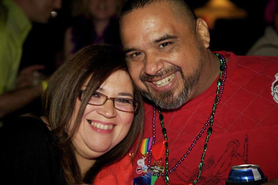 San Antonians enjoyed a great time at the Webb Party. Photo: Xelina Flores-Chasnoff, MySA.com