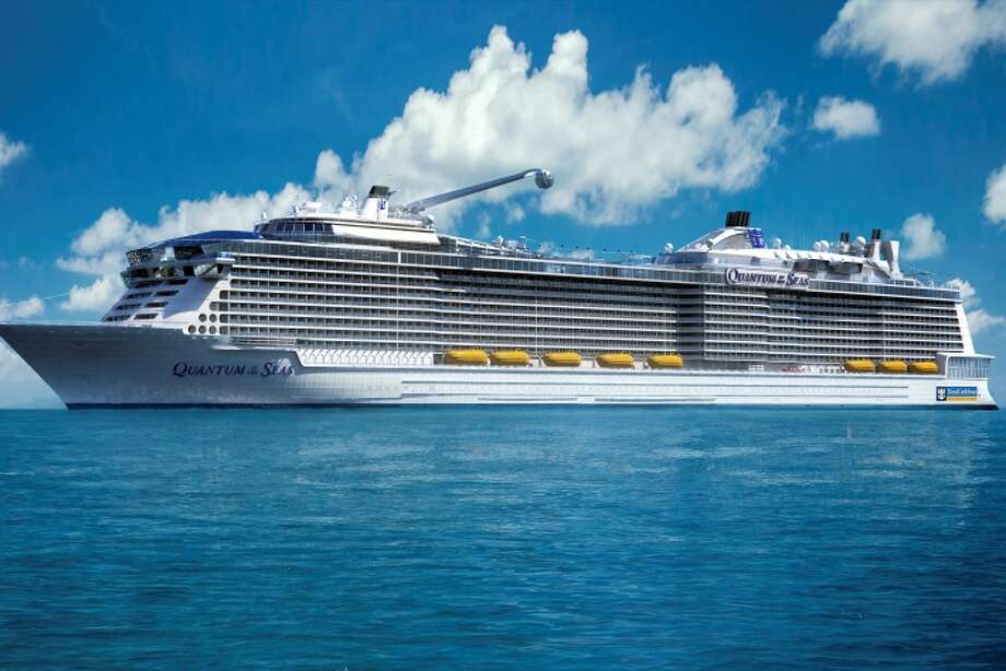 Quantum of the Seas, Royal Caribbean's newest ship, will debut in fall 2014 with a host of flashy new diversions for thrill-seekers.