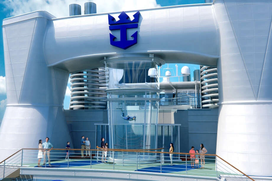 The RipCord by iFly treats thrill-seekers to the sensation of free-falling through wind-tunnel technology.