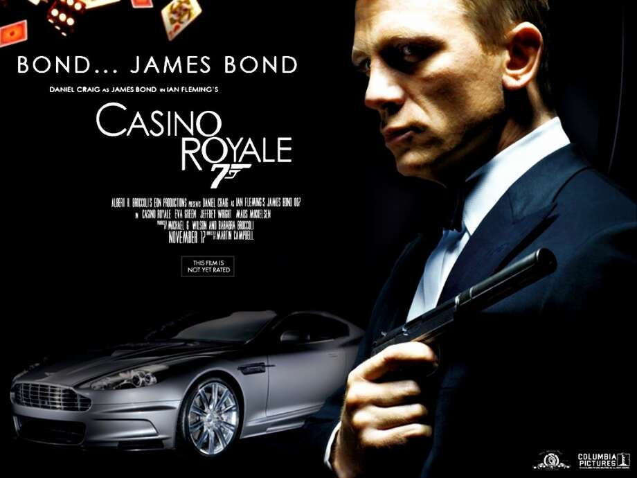 "SIX: Book seller Popular Library published the paperback version of ""Casino Royal"" in the United States under the title ""You Asked For It."" Publishers allegedly thought that American readers would not know how to pronounce ""Royale."""