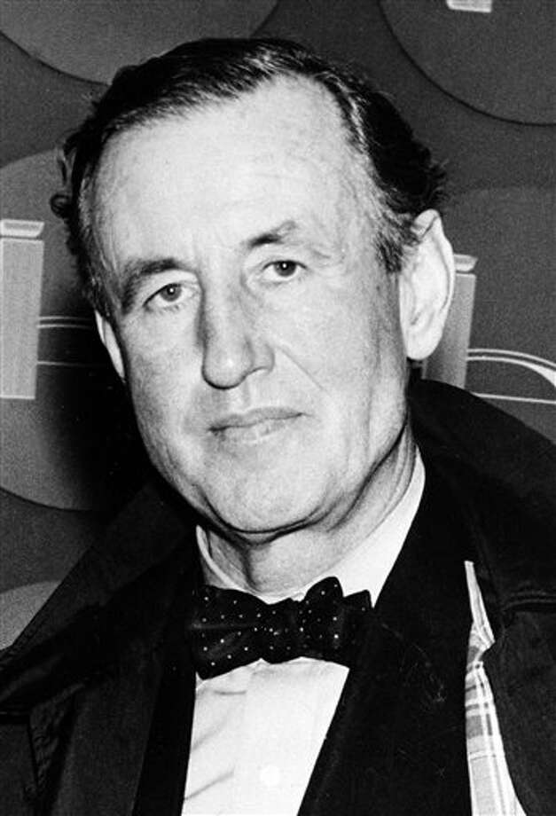 "SEVEN: The plot for ""Dr. No,"" the first Bond movie, was devised when Ian Fleming was working on a potential American TV series called ""Commander Jamaica"" — featuring a character named James Gunn. Photo: ASSOCIATED PRESS / AP2006"
