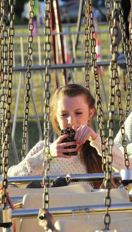 The Village Creek Festival was hosted in April at the new Lumberton City Park. Rides, food vendors, performances, bands and more filled the four-day event. Photo: Cassie Smith