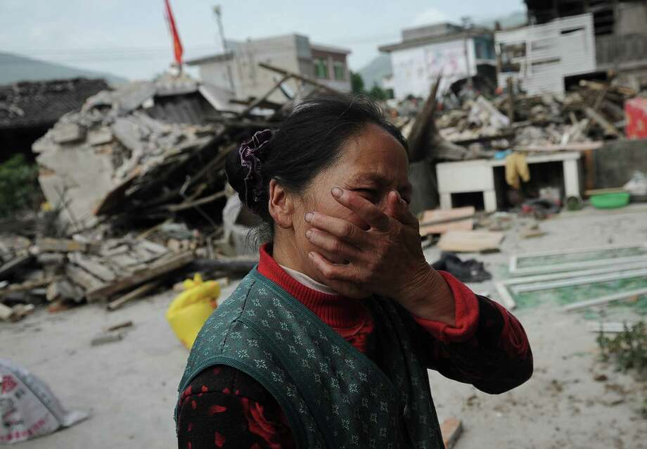 A recent earthquake in southwest China killed at least 190 people and injured more than 12,000. Photo: Associated Press / COLOR CHINA PHOTO