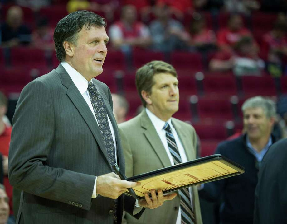 Kevin McHale returned to coaching with the Rockets because he missed, most of all, the competition. Photo: Smiley N. Pool, Staff / © 2013  Houston Chronicle