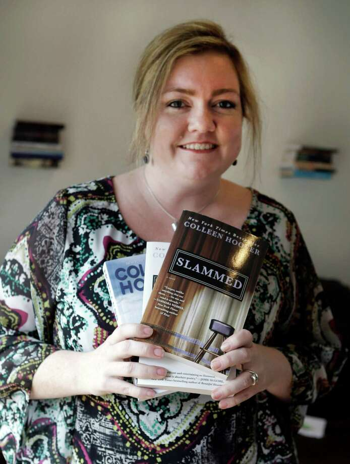 Colleen Hoover's books have helped to dramatically alter the story of the Texas woman's life. Photo: LM Otero, STF / AP