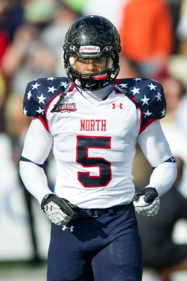 Ty Powell, OLB, 6-2, 249, 4.60, HardingPlayed at three colleges and had multiple transgressions that caused suspensions. Needs to be in the right environment with a locker room full of leaders. Best suited for outside in a 3-4 to take advantage of quickness and athleticism on the pass rush. Should be drafted in the fifth or sixth round.
