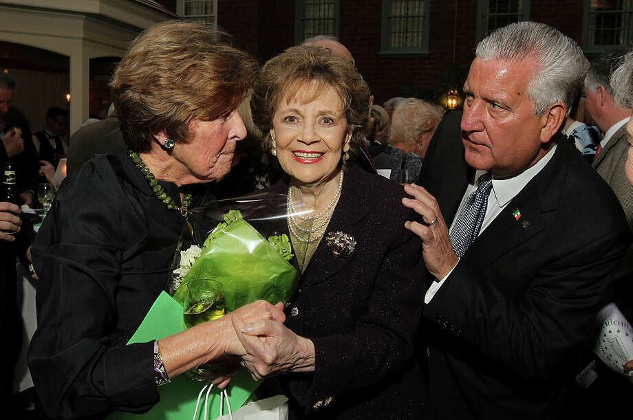 Were you Seen at the Irish American Heritage Museum's Governor Hugh L. Carey Awards Dinner at The Desmond Hotel in Colonie on Saturday, April 20, 2013? Photo: Joe Putrock/Special To The Times Union