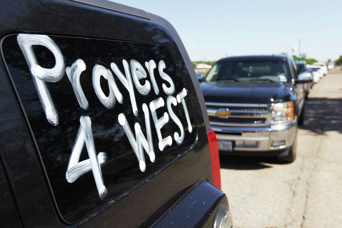 The citizens of West show unity.
