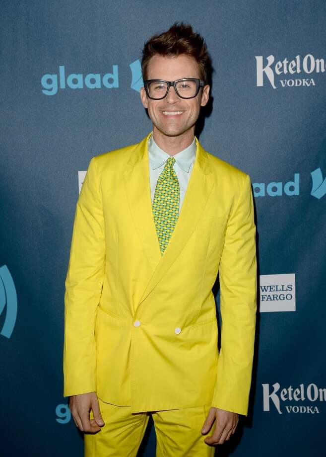 LOS ANGELES, CA - APRIL 20:  TV personality Brad Goreski arrives at the 24th Annual GLAAD Media Awards presented by Ketel One and Wells Fargo at JW Marriott Los Angeles at L.A. LIVE on April 20, 2013 in Los Angeles, California.  (Photo by Jason Merritt/Getty Images for GLAAD)
