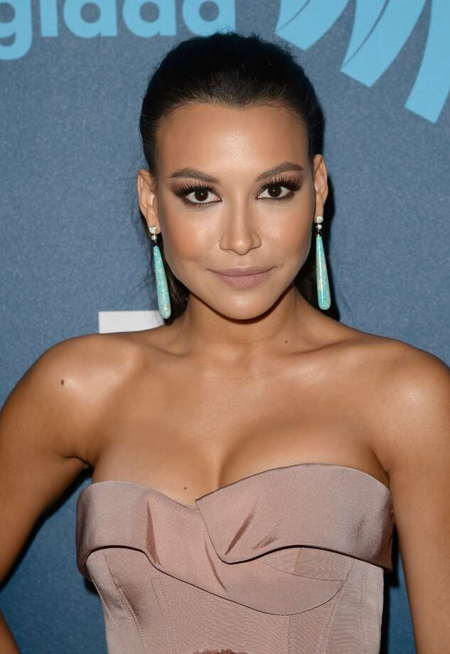 LOS ANGELES, CA - APRIL 20:  Actress Naya Rivera arrives at the 24th Annual GLAAD Media Awards presented by Ketel One and Wells Fargo at JW Marriott Los Angeles at L.A. LIVE on April 20, 2013 in Los Angeles, California.  (Photo by Jason Merritt/Getty Images for GLAAD)