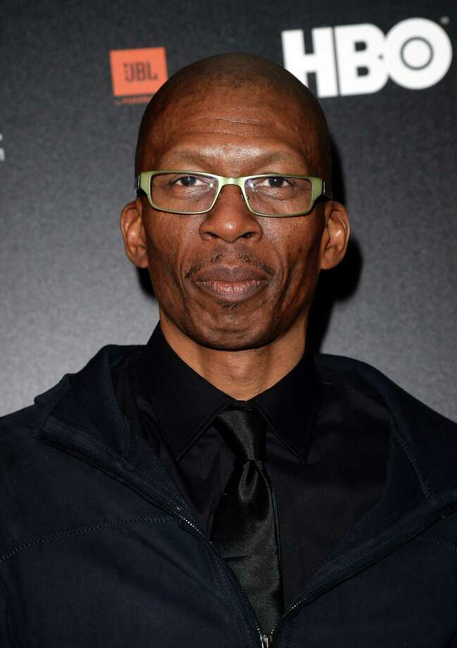 LOS ANGELES, CA - APRIL 18:  Inductee Hank Shocklee of Public Enemy poses in the press room at the 28th Annual Rock and Roll Hall of Fame Induction Ceremony at Nokia Theatre L.A. Live on April 18, 2013 in Los Angeles, California. Photo: Jason Merritt, Getty Images / 2013 Getty Images