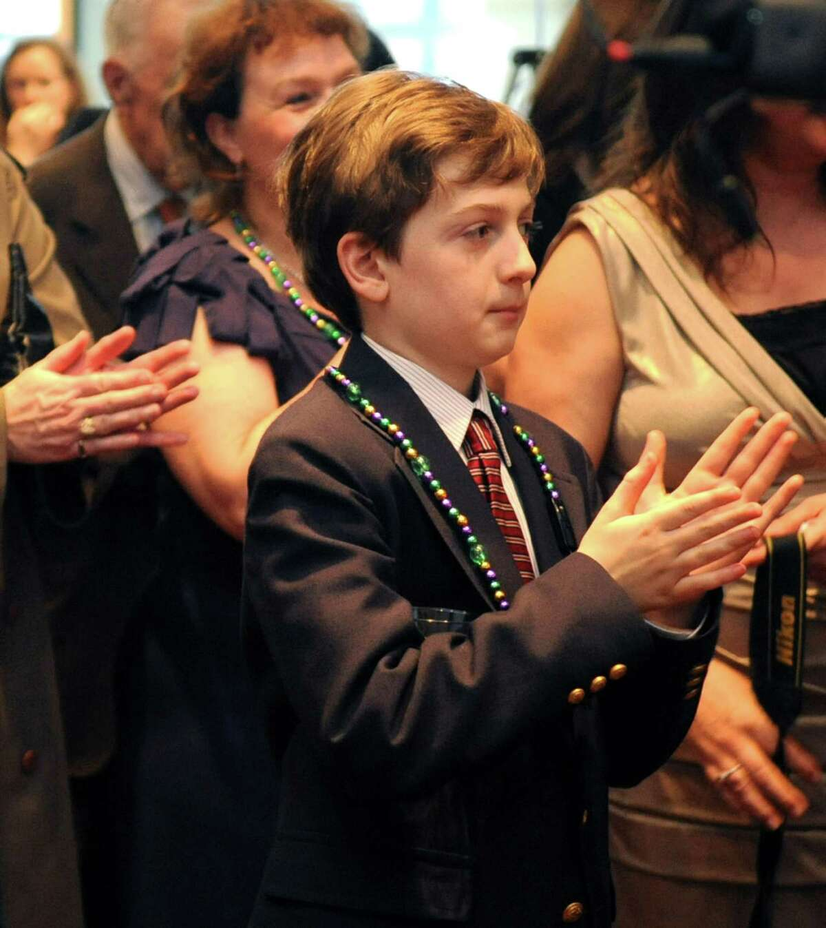 Greenwich resident Andrew Marella, 12, was diagnosed with Niemann-Pick Type C, a rare and fatal degenerative disease, when he was 5. Recently he was accepted into a promising clinical trial for a new treatment for NPC.
