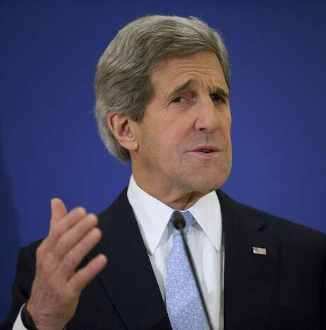 Secretary of State John Kerry says the Israel-Palestine peace process is at a critical stage.