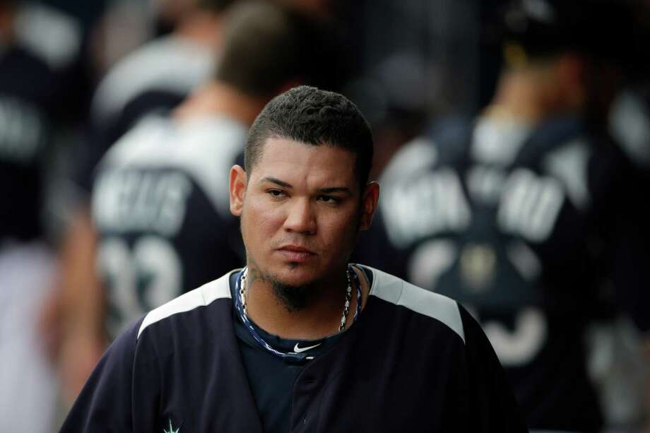 The Mariners' Felix Hernandez faces the Astros tonight. Photo: Gregory Bull, STF / AP