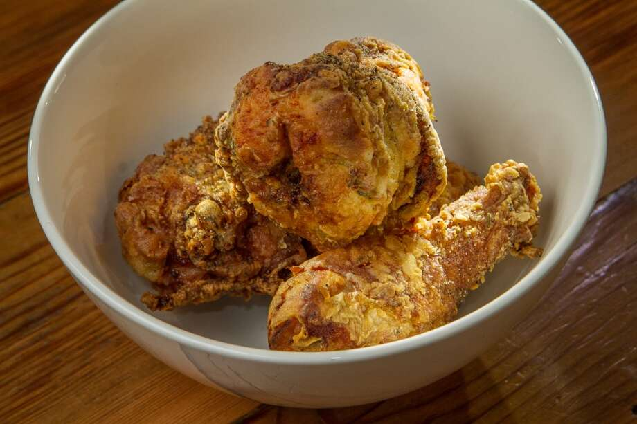 The Fried Chicken at Miss Ollie\'s.