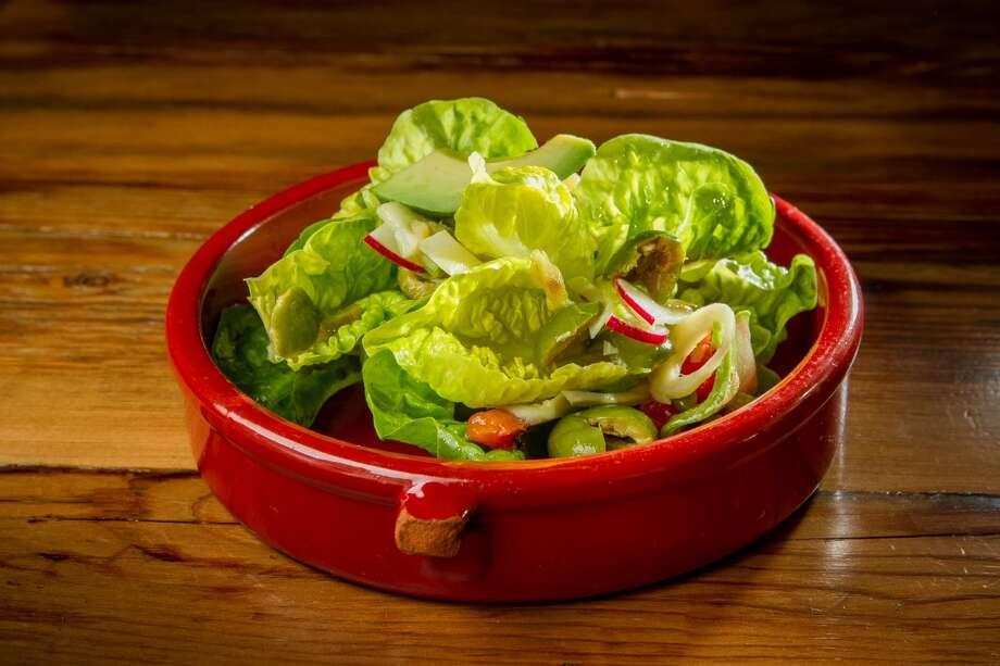 The Baccala Salad.