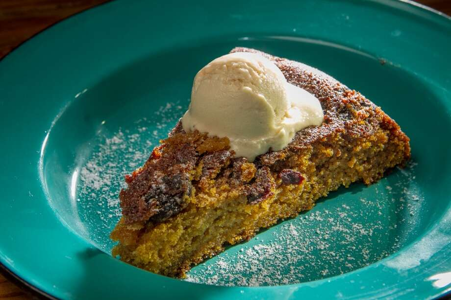 The Skillet Cake at Miss Ollie\'s.