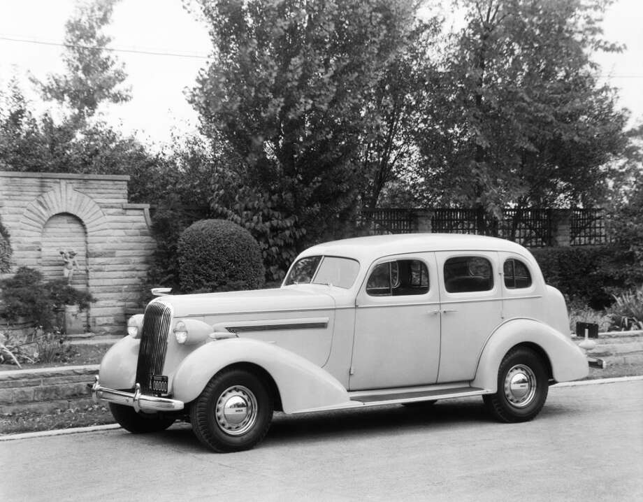 The first Buick to reach 100 mph was the appropriately named Century, in 1936. Photo: Buick
