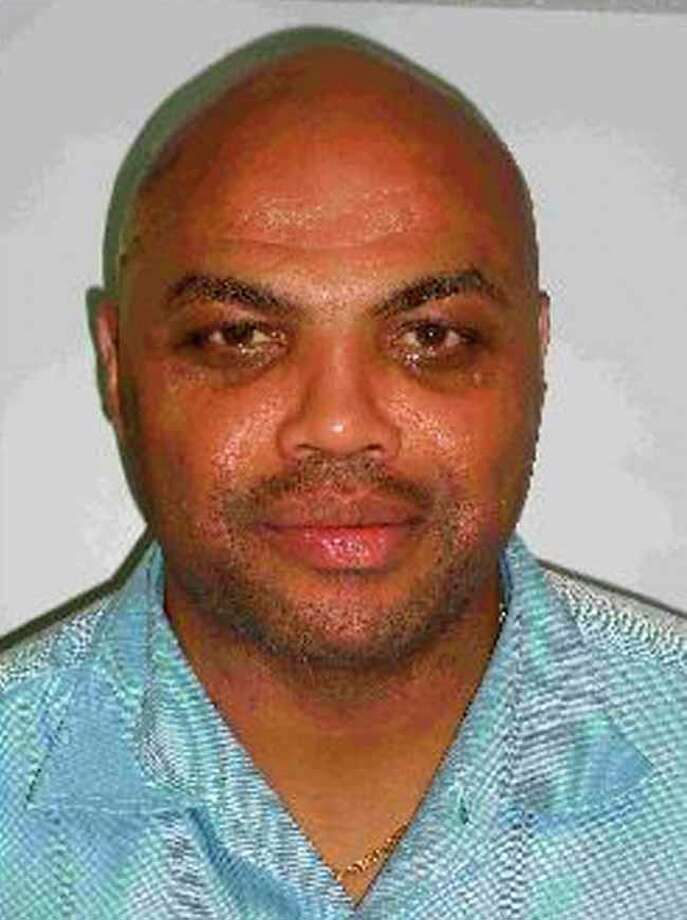 Charles Barkley was arrested for driving under the influence in 2008. Photo: Gilbert Police Department, AP / Gilbert Police Department