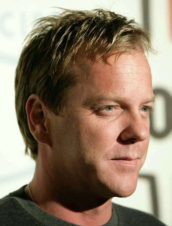 "Keifer Sutherland was busted in 2007 and has called his DUI a ""dumb mistake"" accoring to People magazine. Photo: Matt Sayles, AP / R-SAYLES"