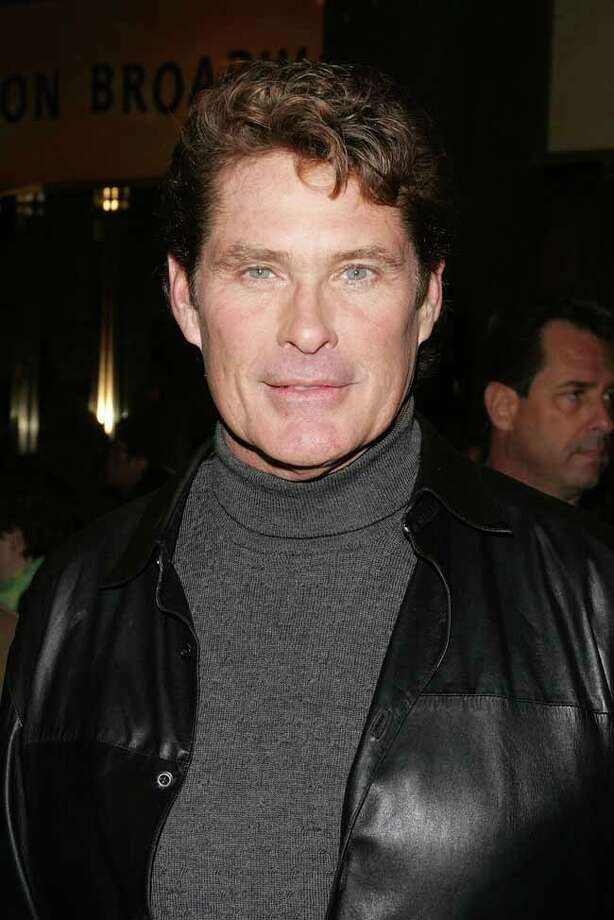 David Hasselhoff was arrested in 2005 for driving under the influence of alcohol and checked into rehab shortly after according to People magazine . Photo: Peter Kramer, Getty Images / Getty Images North America